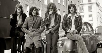 Led Zeppelin випустять біографічний фільм