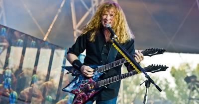 Megadeth працюють над новим альбомом