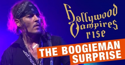 Hollywood Vampires випустили відео The Boogieman Surprise