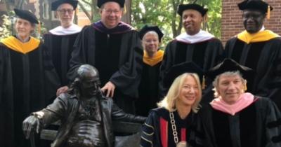 Джон Бон Джові отримав ступінь Доктора Музики