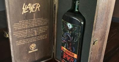 Jägermeister випустили напій на честь Slayer