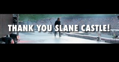 Metallica подякувала ірландським фанам