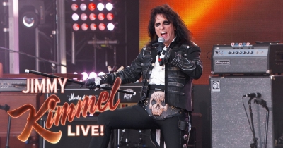 Hollywood Vampires виступили на шоу Jimmy Kimmel Live!