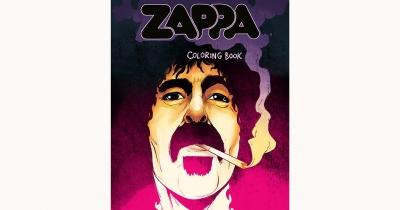 Вийде книга-розмальовка з Френком Заппою