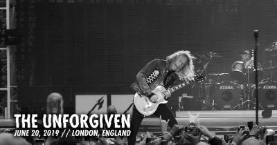 Metallica випустили свіже концертне відео