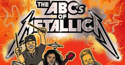 Metallica випустить дитячу книгу