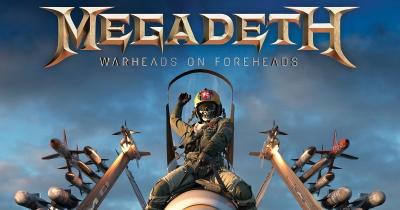 Megadeth наступного року вирушать в тур Європою