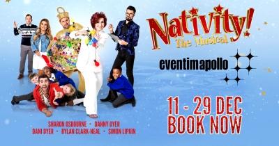 Шерон Осборн зіграє в мюзиклі Nativity!