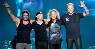 Metallica скасувала концерти в Австралії та Новій Зеландії