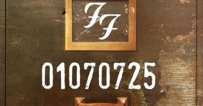 Foo Fighters випустили міні-альбом живих каверів