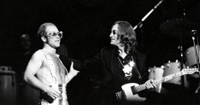 Елтон Джон переписав Imagine Леннона