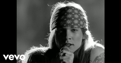 Відео Guns N' Roses набрало мільярд переглядів на YouTube
