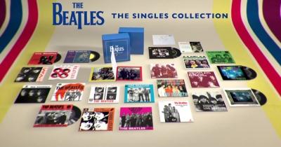 Готується до виходу бокс-сет синглів Beatles