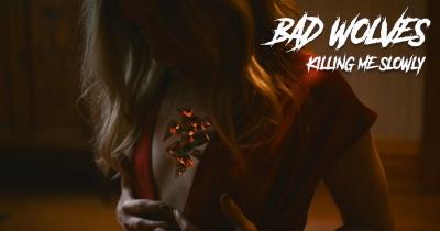 Bad Wolves показали відео до Killing Me Slowly