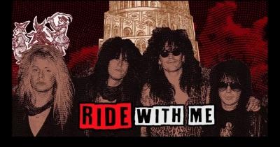 Motley Crue випустили відео до пісні з The Dirt