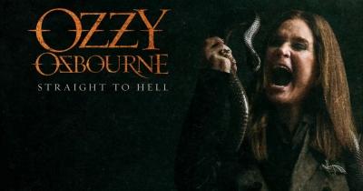 Оззі випустив нову пісню Straight to Hell