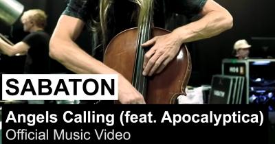 Sabaton і Apocalyptica записали пісню