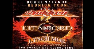 Dokken та Lynch Mob оголосили спільний тур