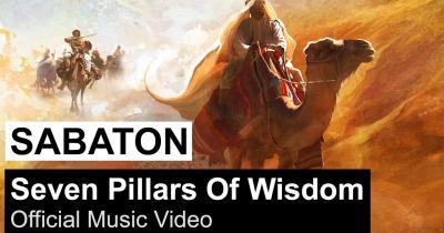 Нове відео від SABATON