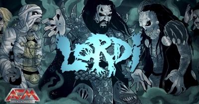 Lordi видали пісню на вірші Пола Стенлі