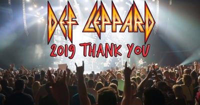 Def Leppard підбили підсумки 2019 року