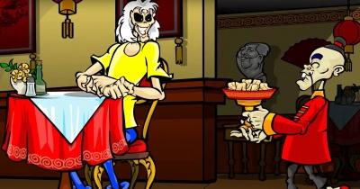 Нова анімація на хіт Iron Maiden