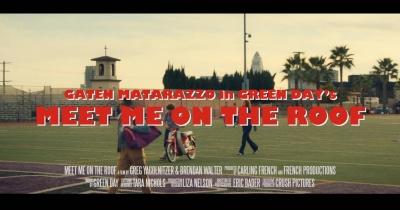 Green Day видали кліп на пісню Meet Me On The Roof