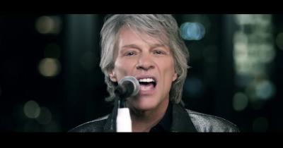 Нове відео Bon Jovi