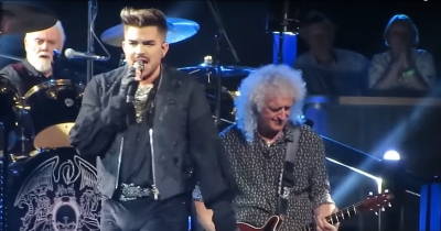 Queen і Адам Ламберт виконали пісню Led Zeppelin