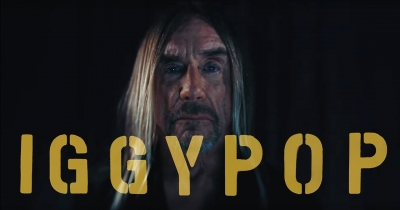 Нове відео Іггі Попа