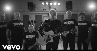 Новий кліп Unbroken від Bon Jovi