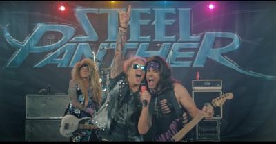 Нове відео веселих Steel Panther