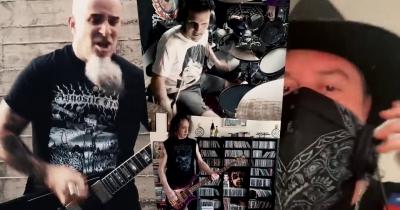 Свіже відео від музикантів Faith no More та Anthrax
