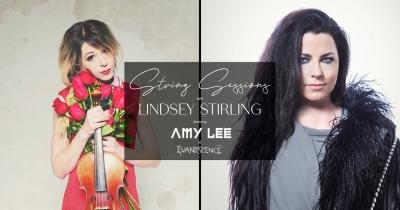 Спільна робота Емі Лі зі скрипалькою Ліндсі Стірлінг