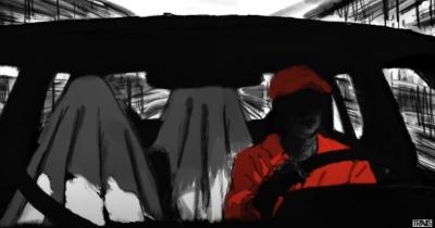 Фронтмен Travis сам намалював кліп до пісні Ghost