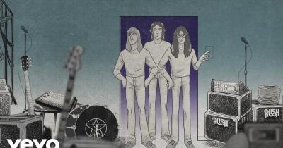 Новий кліп на стареньку пісню Rush The Spirit Of Radio