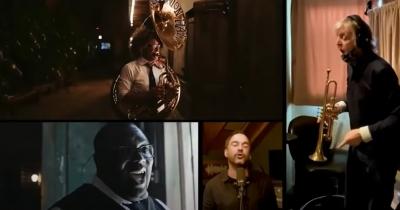 Пол Маккартні знов зіграв на трубі