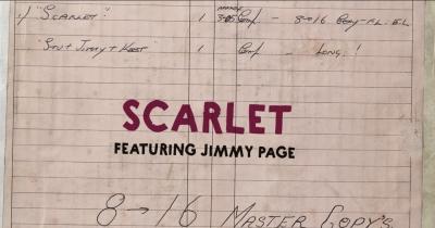 Пісня The Rolling Stones, записана з Джиммі Пейджем