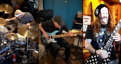 Кавер на Van Halen від Collab-A-Jam
