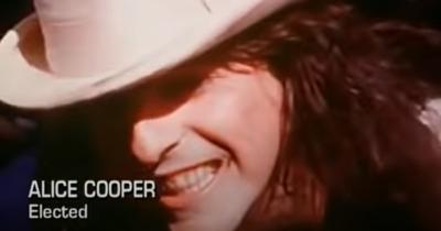 Нове старе відео Еліса Купера