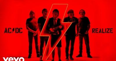 AC/DC оприлюднили нову пісню Realize
