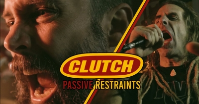 Clutch перезаписали Passive Restraints з Ренді Блайтом