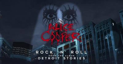 Еліс Купер анонсує новий альбом свіжим треком