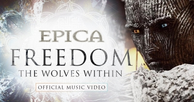 Гурт Epica видав кліп Freedom — The Wolves Within