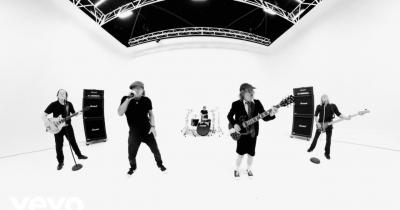 AC/DC видали кліп Realize