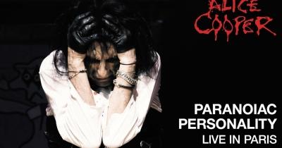 Еліс Купер готує концертний альбом