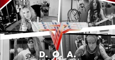 Steel Panther оприлюднили два кавери на Van Halen