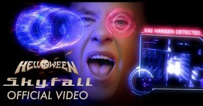 Helloween видали кліп Skyfall