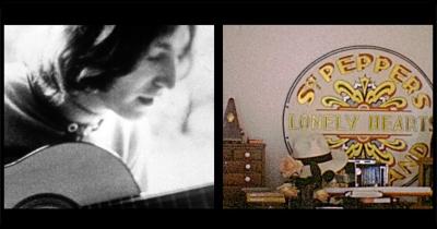 Знайдено архівні кадри Джона Леннона