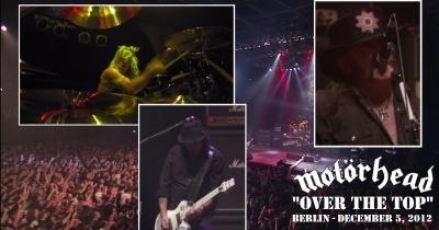Motörhead анонсують концертний альбом